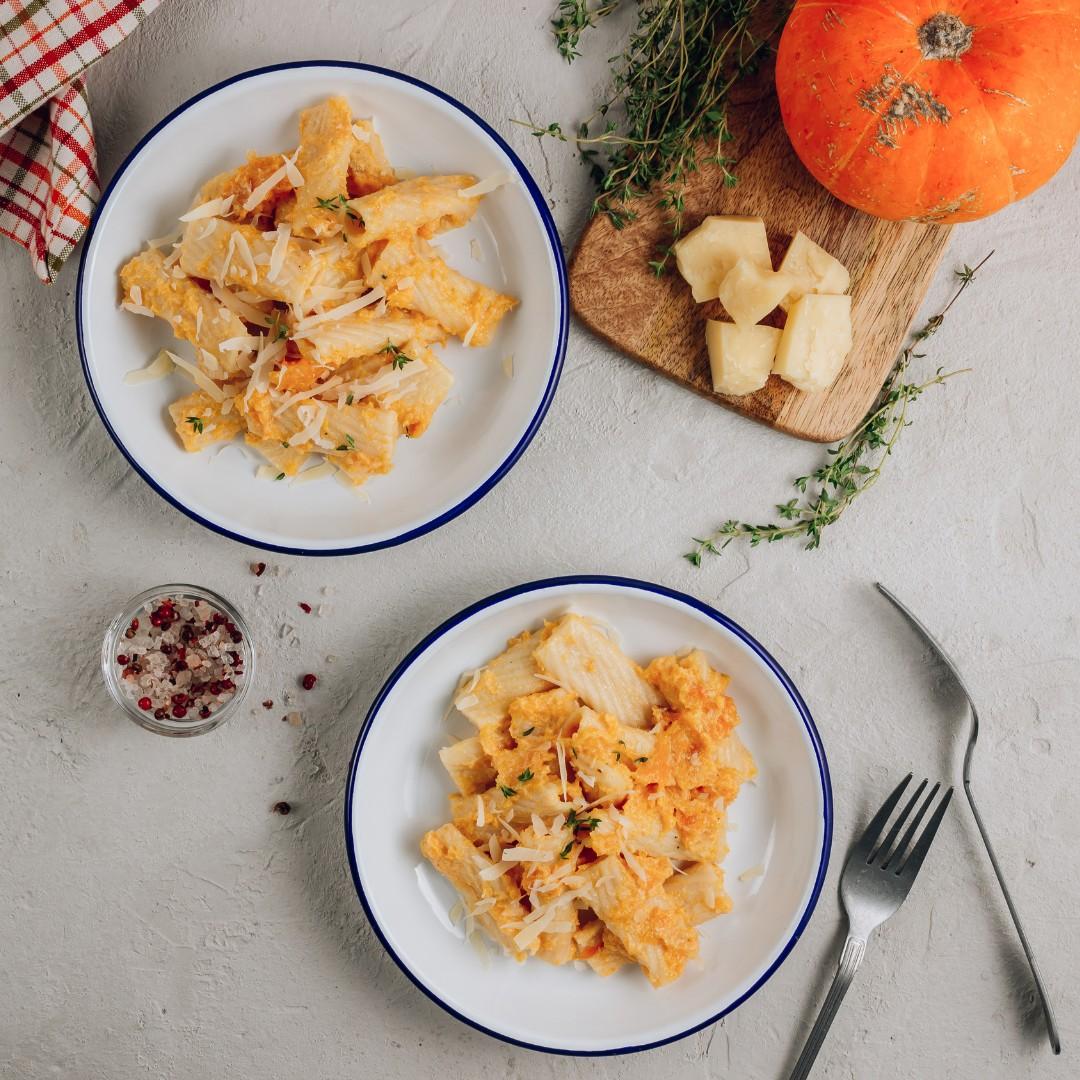 Knorr Creamy Pumpkin Pasta